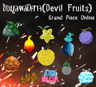 Grand Piece Online ALL DEVIL FRUITS FOR SALE For Sale