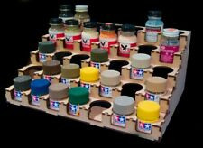 Paint Rack - 36mm Polly Scale / Tamiya 10ml and Larger Craft Paints