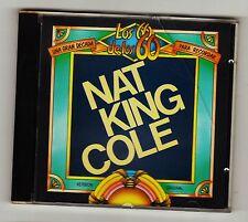 Nat King Cole: EN ESPAÑOL (Los 60 de los 60) 15 temas. Año 1993.