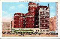 Dallas TX Adolphus Hotel Postcard unused 1930s/40s