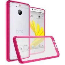 Fundas y carcasas transparente de plástico para teléfonos móviles y PDAs HTC