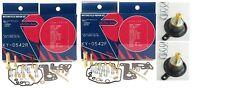 Virago XV500 XV535 XV535S Carburetor Rebuild Kit Air Cut Off Valve 0201-321/322