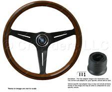 Nardi Deep Corn 350mm Steering Wheel + Hub for Ford 5069.35.2000+4350.98.85XX
