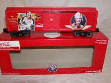 Lionel 6-83781 Coca Cola Military Heritage Box Car #2 O-27 MIB New 2016 Coke USA