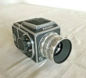 ZENITH 80 medium format camera Hasselblad copy USSR near mint Industar29 2,8f80