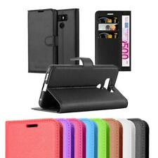 Case for LG G6 Phone Cover Protective Book Kick Stand