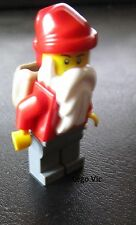Légo 7553 Calendrier de l'Avent Père Noël Santa Claus avec hotte de 2011