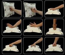 New Wing Chun Wall Bag Kick Boxing Punch Bag Striking Canvas Unfilled Sand Bag