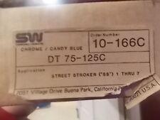 NOS S&W Shock Absorber Springs BSA A65 Ducati 860GT XJ650 Street Stroker 10-166C