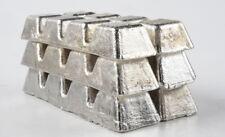 Tin Metal Ingot 99.9% Pure (4 Pounds) Raw Tin Metal Ingot