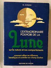 L'EXTRAORDINAIRE POUVOIR DE LA LUNE 1992 LUKAS NATURE COMPORTEMENTS
