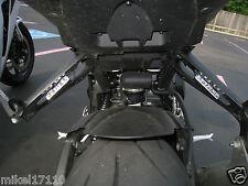 Motorcycle TURN Signal Blinker Rear Front Bike Peg Chrome Moto Motor STunt Sport
