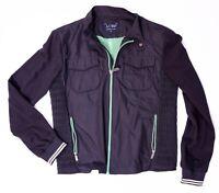 ARMANI JEANS HERBST - Herrenjacke BLOUSON Jacket Gr. 50 / M  NEU!!