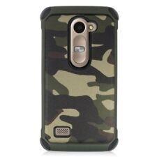Fundas de color principal verde para teléfonos móviles y PDAs LG