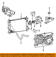 FORD OEM-Engine Coolant Thermostat F8RZ8575CA