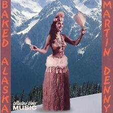 BAKED ALASKA: THE COOL SOUNDS OF MARTIN DENNY - USED - LIKE NEW CD