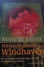 """Buch Marie de Jourlet """"Wetterleuchten über Windhaven"""""""