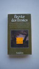 Hrsg. Roland W. Fink Henseler - Brevier Des Trostes - Ungelesen / OVP