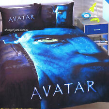 Avatar - Double/US Full Bed Quilt Doona Duvet Cover Set