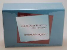 Emanuel UNGARO APPARITION HOMME 100 ML EAU DE TOILETTE EDT SPRAY NUOVO/PELLICOLA