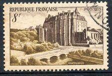 STAMP / TIMBRE FRANCE OBLITERE N° 873 CHATEAU DE CHATEAUDUN