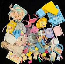 My Little Pony Vintage G1 Ponywear Clothing Accessories Party Megan Huge Lot