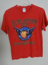 Vintage Allman Brothers Band Live At The Beacon Theater T-Shirt Size Men Small