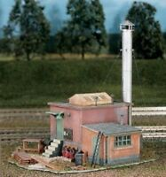 Pump House/Boiler House - Ratio 508 - OO/HO Building Kit - P3