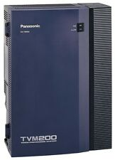 Panasonic Kx-Tvm200 Voicemail System. Refurbished 90 Day Warranty