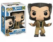 Funko Pop! X-men: Logan - 185 - Marvel - X Men Bobble Head Vinyl Figure