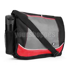 """Canvas Messenger Shoulder Laptop Bag 12.5"""" For Lenovo HP Dell ASUS Acer Notebook"""