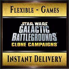 Star Wars Galactic Battlegrounds Saga - Steam CD-Key Digital [PC] Fast Delivery