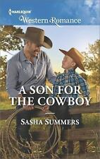 The Boones of Texas: A Son for the Cowboy by Sasha Summers (2017, Paperback)