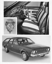 1972 AMC Hornet - Gucci Sportabout Press Photo & Release 0051