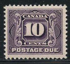 Canada 1906 Postage Due set Sc# J1-5 mint