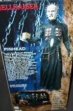 Pinhead Horror Xmas Gift Hellraiser Talk Movie Maniac Action Figure Halloween