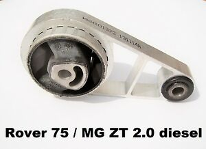 Rover 75 & MG ZT   2.0 Diesel Manual   Lower Rear Engine Mount  KKH101372
