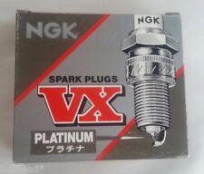 4 PACK NGK B7EVX PLATINUM SPARK PLUGS / 6934 / YAMAHA / KAWASAKI