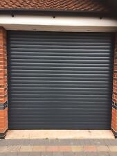 Key Controlled electric roller Garage Door Insulated Cheapest On eBay Best Deal