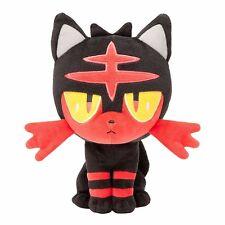 """7.8"""" Anime Pokemon Center LITTEN Plush VII Sun Moon Toys Kid Collectible Gifts"""