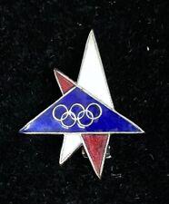 New ListingSquaw Valley Vintage Skiing Ski Pin California Travel 1960s Winter Olympics