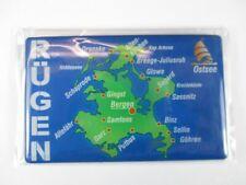 Rügen Insel Germany Foto Magnet 8 cm Reise Souvenir,Neu