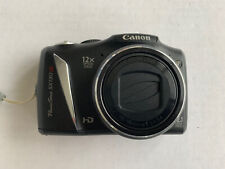 Canon PowerShot SX130 IS 12.1MP Digital Camera Black