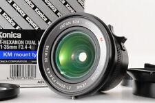 【 Beste Mint 】 Konica M-HEXANON Dual Objektiv 21-35mm F/3.4-4 für Leica M Km