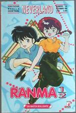 RANMA 1/2 N. 4 Rumiko Takahashi Star Comics 1996 Un Match Bollente NEVERLAND 42