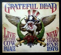 GRATEFUL DEAD live at the cow palace 1979 US 3xCD RHINO 2007 (w/ bonus promo cd)