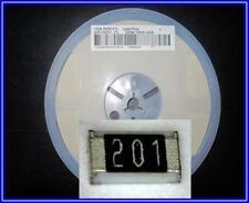 SMD sono denominati resistor resistenza 200 Ohm 200r 0,25w 5% 1206 1 xrolle 5000 pezzi