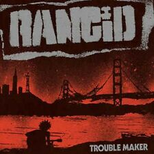 Rancid ‎- Trouble Maker LP - Opaque Violet Colored Vinyl - LIMITED - SEALED NEW