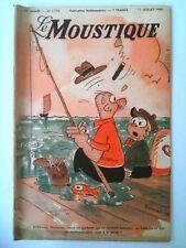 Le MOUSTIQUE 11 Juillet 1948   couverture Swan