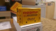 Radial Engineering X-Amp Active Reamper USED